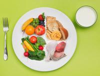 Low Fat Diet / Food Plan Image