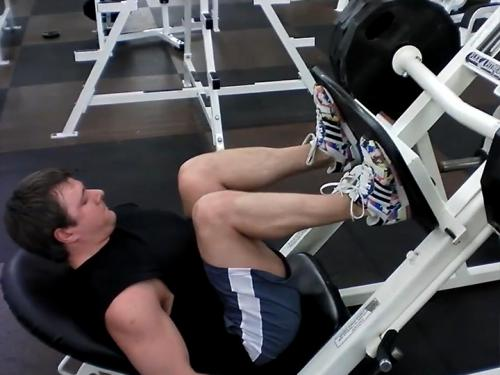 Angled Leg Press (Machine) Image