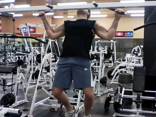 Pull-Up / Chin-Up (Calisthenics) Image