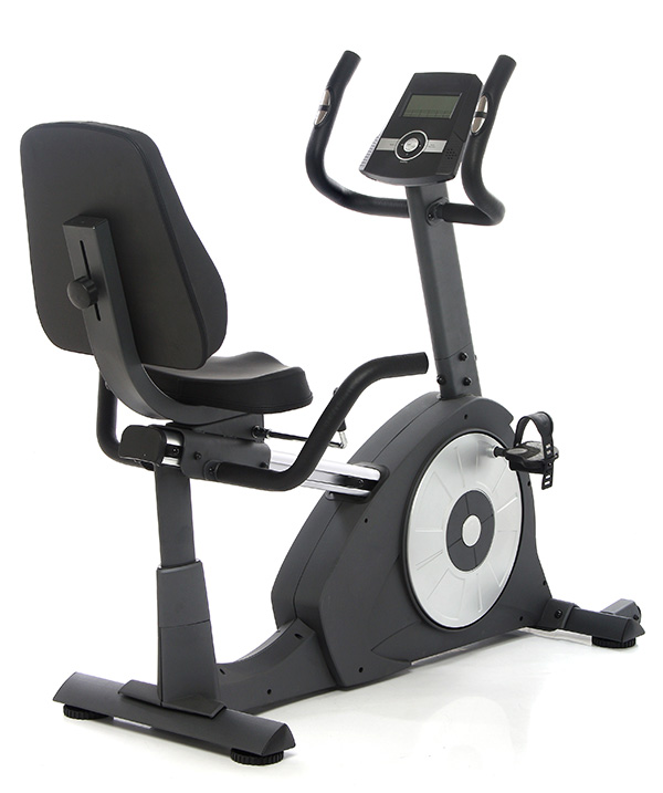 Horizontal Exercise Bike Image