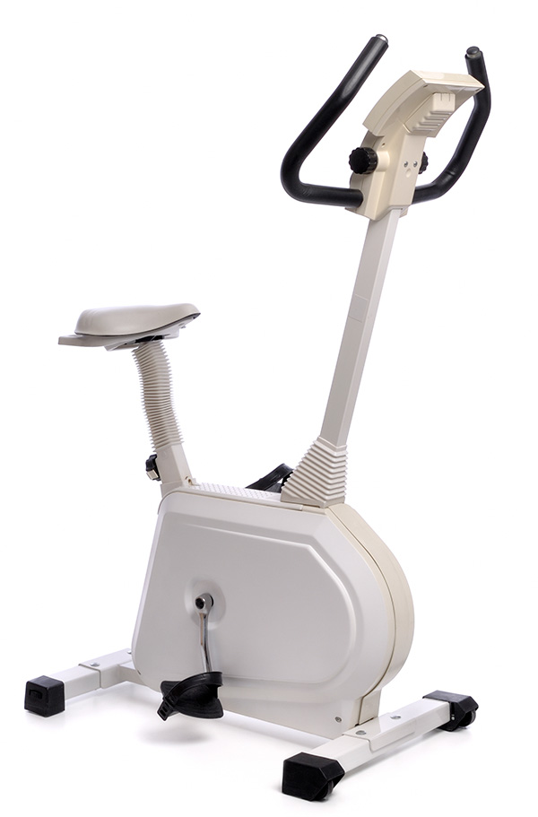 Vertical Exercise Bike Image
